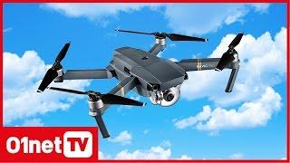 Mavic Pro : DJI frappe un grand coup avec son drone super compact !