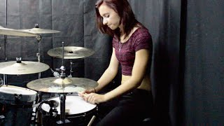 Scars To Your Beautiful - Alessia Cara - Drum Cover Video