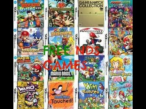 How to download and put nintendo ds games on ds/dsi/3DS/3DS XL for free!!! thanks 2015