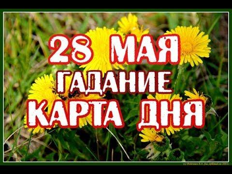 гадание на 28 мая на картах Таро - карта дня