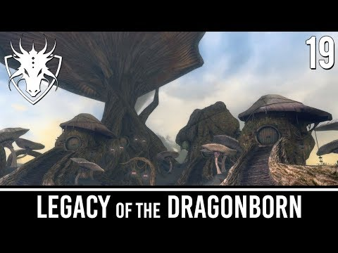 Skyrim Mods: Legacy of the Dragonborn - Part 19