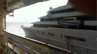 The World's Biggest Mega Yacht Eclipse - 2012 (HD)