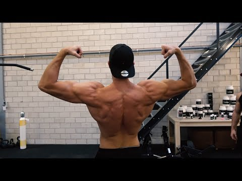 #94 ULTIEME SUPERSET WORKOUT CHEST&BACK 2X! HEEFT JOEL ADHD?🏆