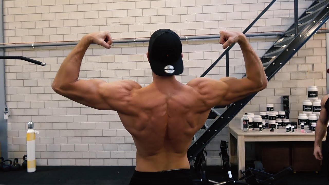 94 Ultieme Superset Workout Chestback 2x Heeft Joel Adhd