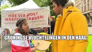 Asielaanvraag-loket voor Groningse vluchtelingen in Den Haag