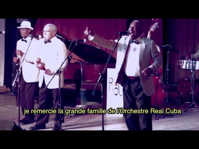 FINANCEZ LE PREMIER ALBUM LA REAL ORQUESTA CUBA
