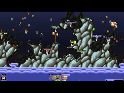Worms Armageddon 2014 - Episode 3 - Blast Zone |