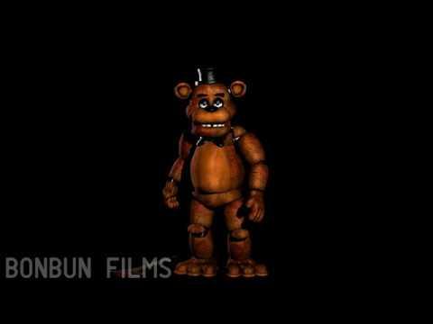 [SFM FNAF] Model/Animation test - Freddy is fond of his hat