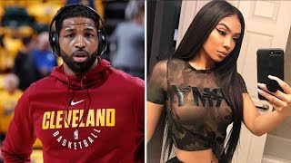 Tristan Thompson Gives Khloe Kardashian NBA Tickets To Side Chick Lani Blair!