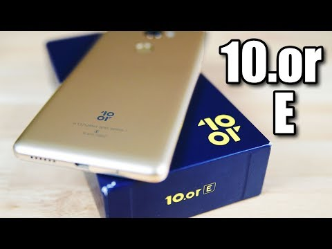 10.or E / Tenor E (4000 mAh | Stock Android | SD430) New Budget King??? Unboxing & Hands On!