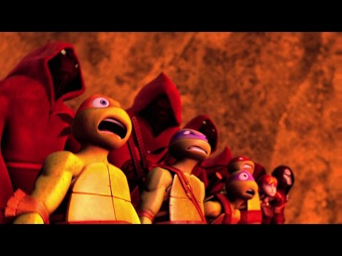 Teenage Mutant Ninja Turtles: The Rise of Kavaxas! (Voiced by Mark Hamill)