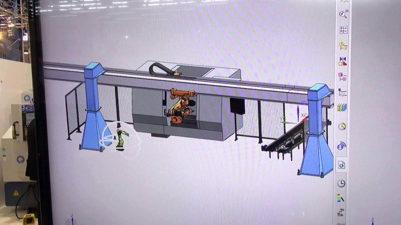 NX MCD de Siemens PLM Software au Salon de l'Industrie 2015