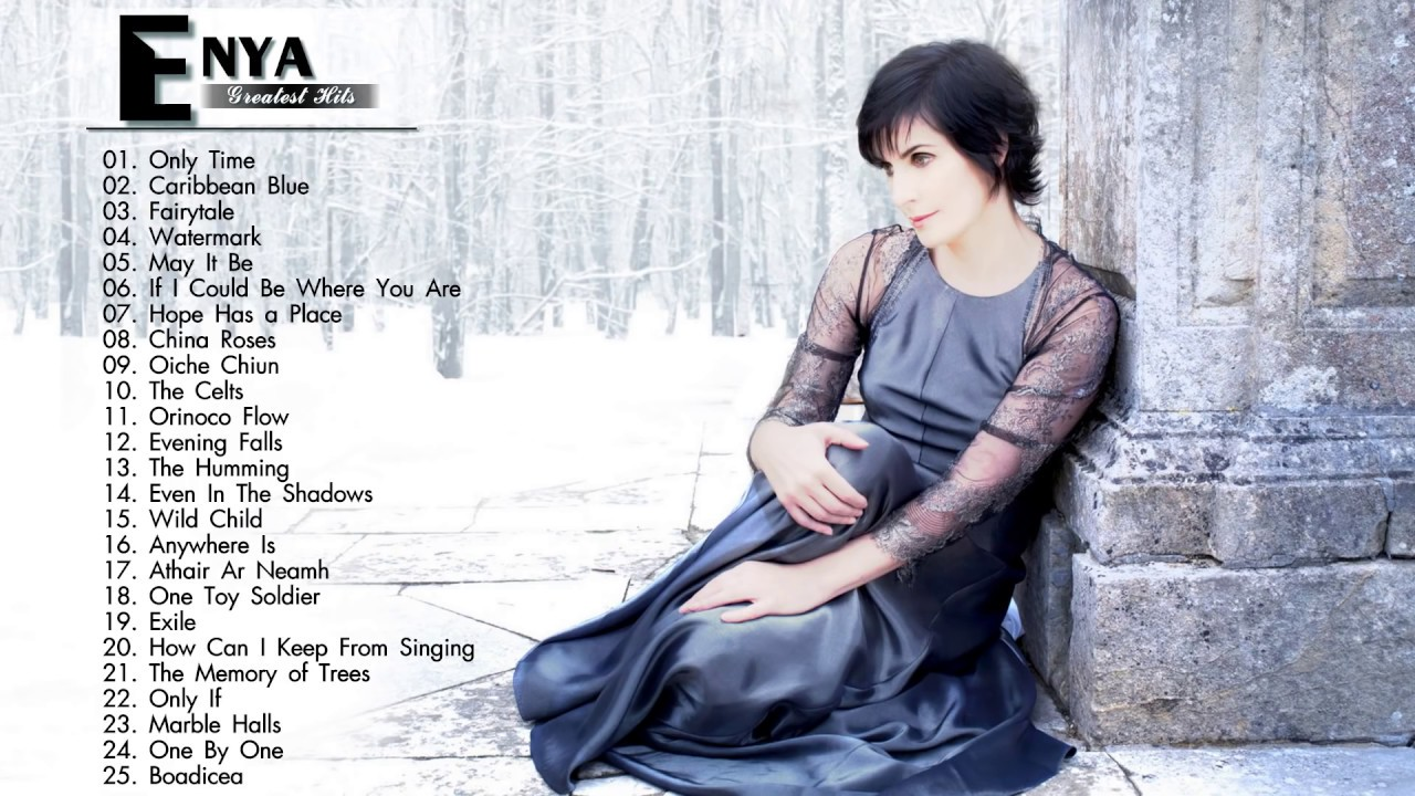 The Very Best Of Enya Enya Greatest Hits Youtube