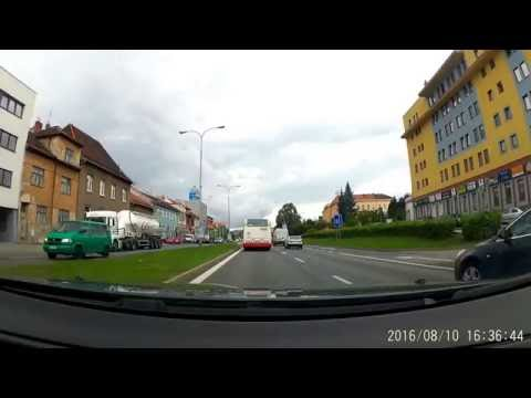 Driving Brno  (Moravia, Czech Republic)