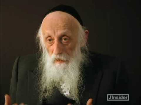 Rabbi Dr. Abraham Twerski On Happiness
