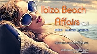 DJ Maretimo - Ibiza Beach Affairs Vol. 1 (Full Album) 5+Hours, HD, Balearic House / Deep House Music