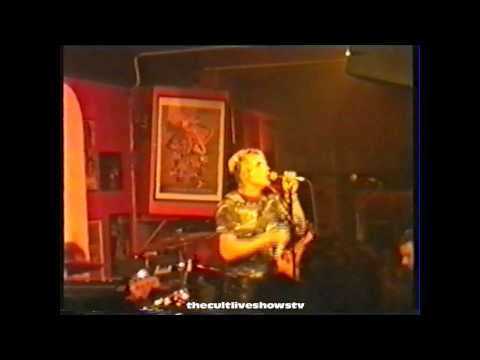Holy Barbarians 1996-04-04 @ 100 Club - Ian Astbury The Cult