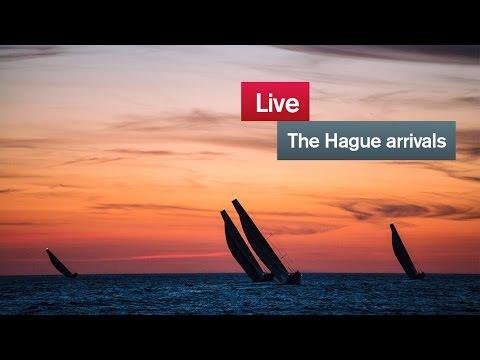 Live recording: The Hague arrivals
