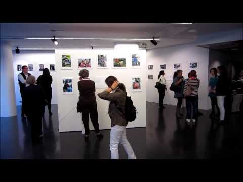 Gallery U - Helsinki, Szilágyi László Photography Art Exhibition Opening - Finland