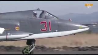 Сирия перебросила боевую авиацию ближе к военной базе РФ