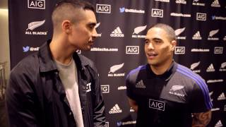 2KAHA All Blacks   Aaron Smith Full Interview