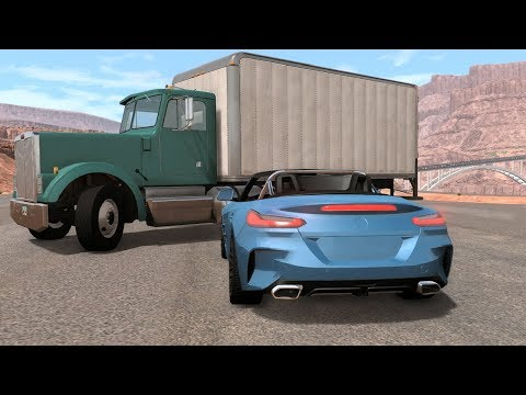 Realistic Crashes 13 - BeamNG Drive