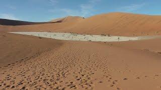 Namibia - Ein Reisebericht - Tag 04 - Sossusvlei