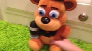 FNAF Plushes Singing FNAF World Song!