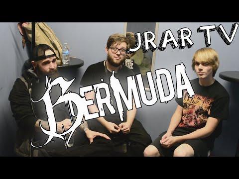 Bermuda Interview - JRAR TV - 11/19/15
