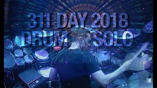 311 day 2018 drum solo applied science chad sexton remastered audio