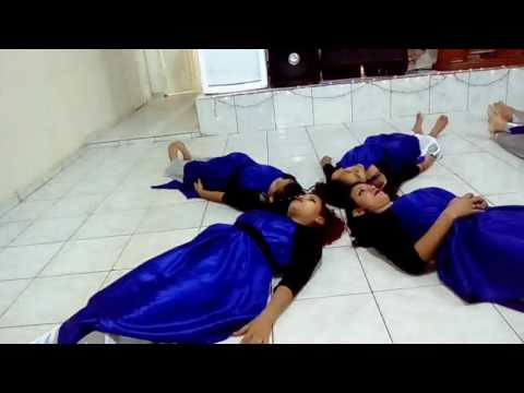 Atos 2 Gabriella rocha coreografia