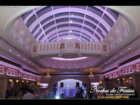 JERICHO TERRACE MINEOLA NEW YORK WEDDINGS BY NOCHES DE FIESTAS LATIN PARTY BODAS LATINAS