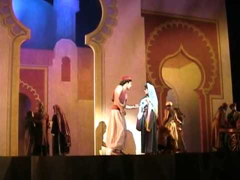 Aladdin 11/14/10 Part 1 of 5
