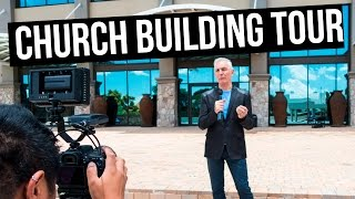Church Building Design — Rivers Church Sandton Building Tour