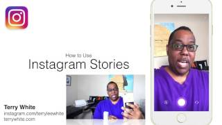How To Use Instagram Stories | Educational