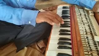 Ugawala chandra punavecha in harmonium