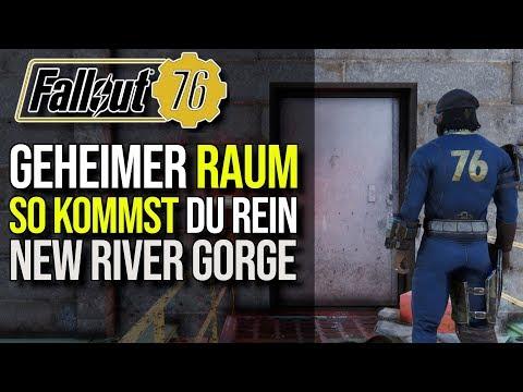 Der Geheime Raum | So kommst du rein | Westbrückenschlüssel | Fallout 76 thumbnail