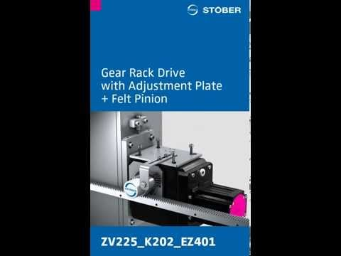 STOBER Gear Rack Systems