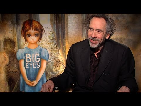 Tim Burton Interview: Big Eyes