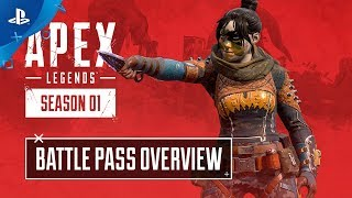 Apex Legends: Season 1 - Battle Pass Trailer | PS4