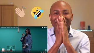 Tiwa Savage - Attention | A COLORS SHOW (LOCAL MAN REACTION)