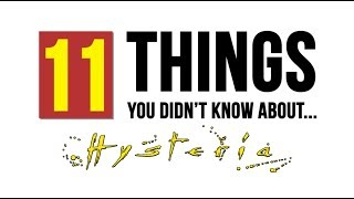 DEF LEPPARD - 11 Things You Didn't Know About Hysteria
