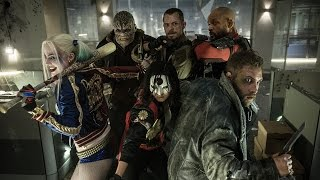 Video Suicide Squad - Official Trailer 1 [HD] download MP3, 3GP, MP4, WEBM, AVI, FLV November 2018