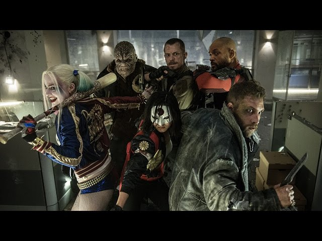 Suicide Squad Video 3