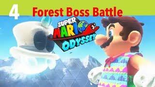 Mario Odyssey Part 4-Forest Boss Battle