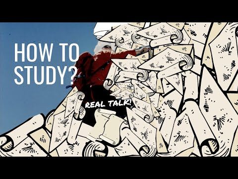 How to study effectively? Introducing STUDY BUDDY.
