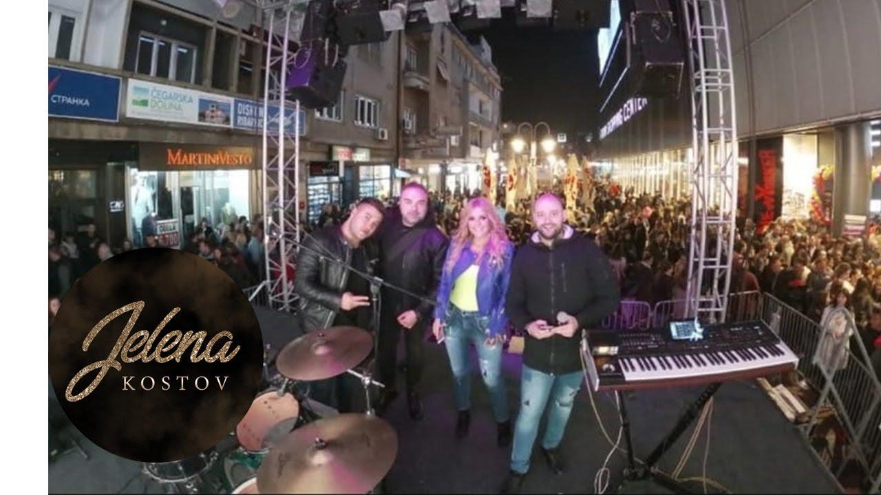 Jelena Kostov i bend Aleksandra Stojneva - Koncert u Nisu 2019