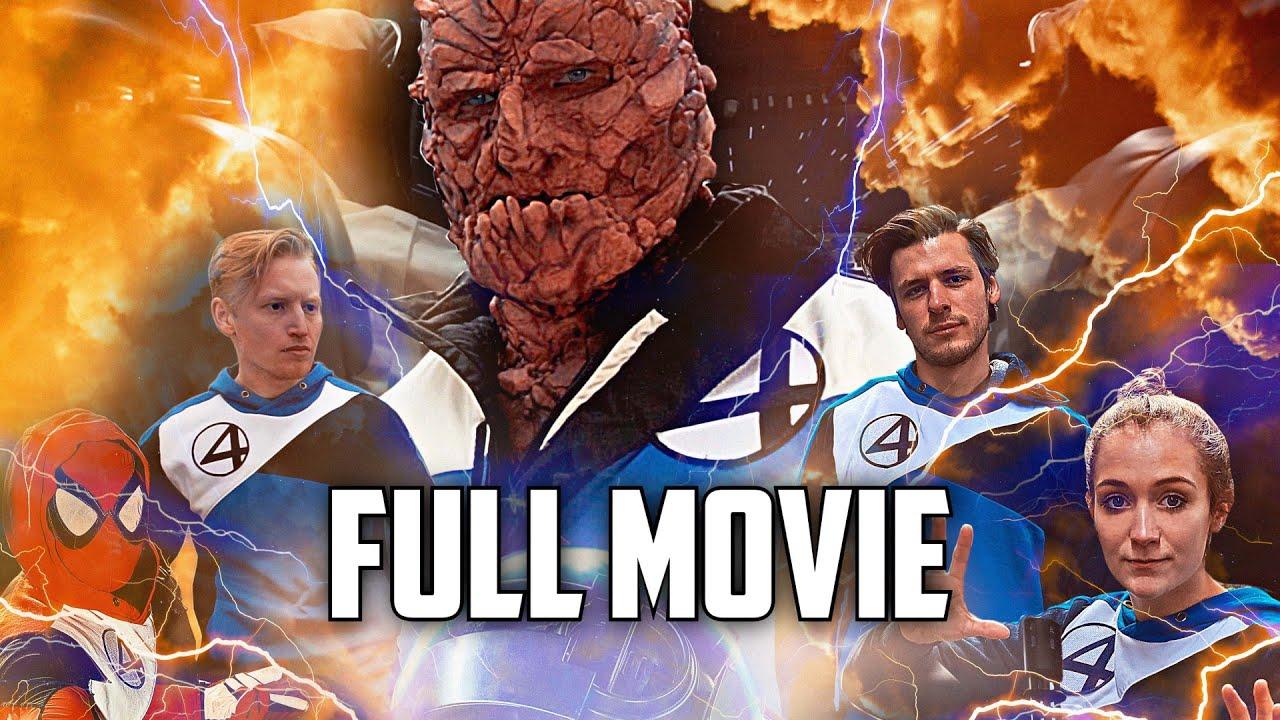 Download Fantastic Four: REMUTATIONS - Full Marvel Fan Film [English Subtitles]