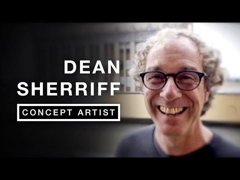 What does a film concept artist do?