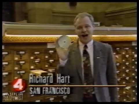 1991 Digital Online Card Catalog at the San Francisco Public Library